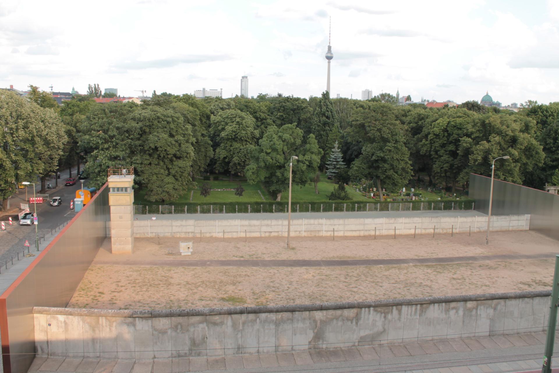 Memorial y centro de documentación del Muro de Berlín