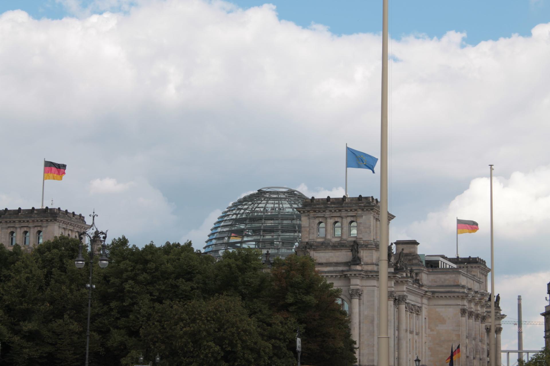 Parlamento Alemán - Bundestag o Reichtag